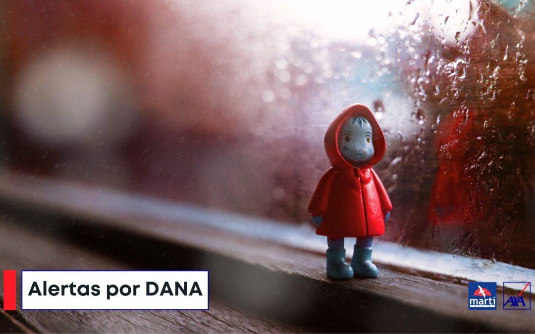 Alertas por Danna